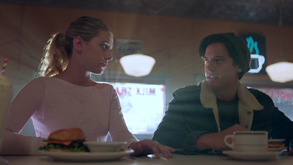 Riverdale Betty and Jughead