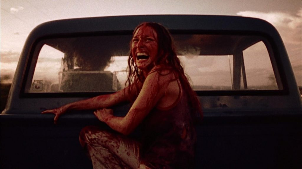 Marilyn Burns Texas Chain Saw Massacre