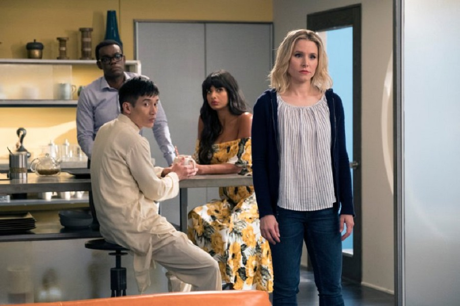 The Good Place Season 2 Episodes 1-4 Review ⋆