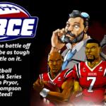 F.O.R.C.E. #1 Review