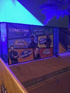 Comic Con Arabia 2
