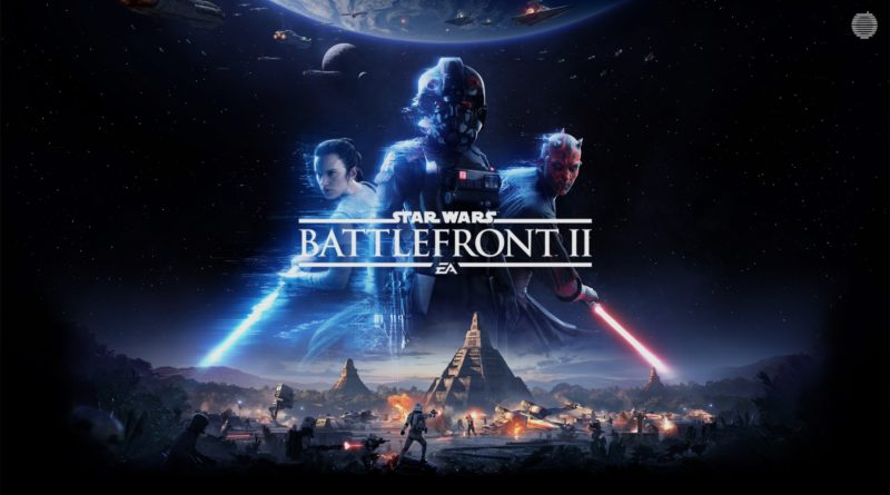 Battlefront II Cover