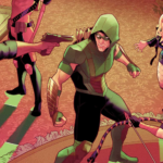Green Arrow Annual #1 Review