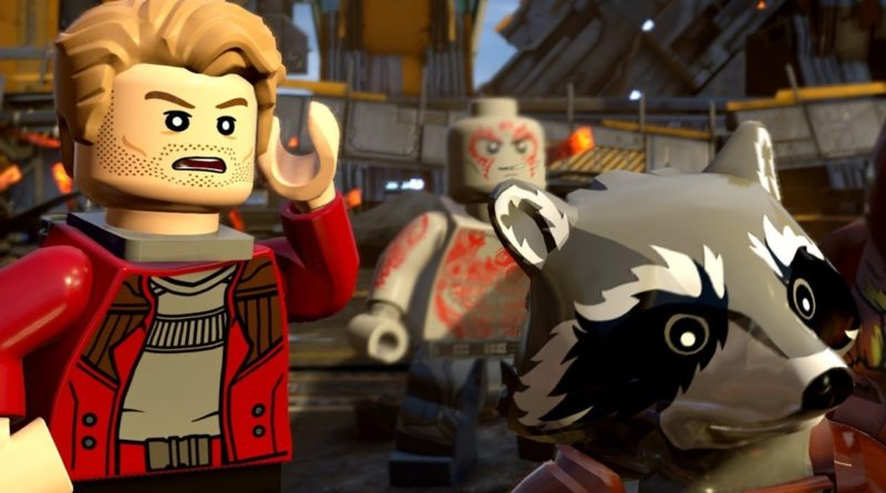 LEGO Marvel Super Heroes 2: First Thoughts