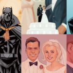 Save the Date for a Marvel-ous June Wedding