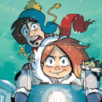 Exclusive: Boom! Box to Release Cab's English-Language Graphic Novel Debut, Nuclear Winter