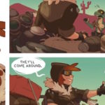 Whisper Wilds #1 Review