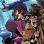 Back to the Future: Tales from the Time Train #1 Review