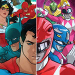 Justice League/Power Rangers TPB Review
