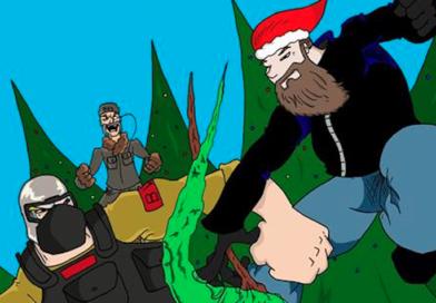 The Adventures of Auroraman: Christmas Jam 2017
