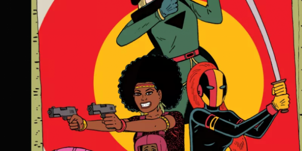 Interview: Talking Assassinistas with Tini Howard