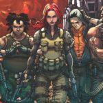 Scarlett's Strike Force #1 Review