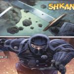 Ninja-K #3 Review