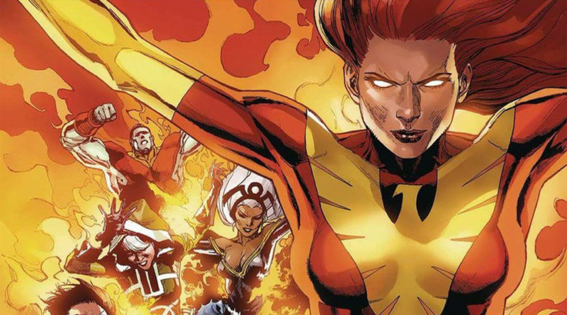 From the Ashes: The Life, Deaths, and Return of Jean Grey