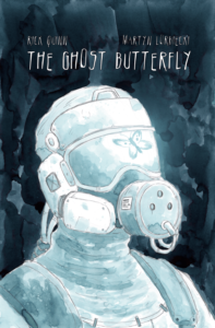 The Ghost Butterfly Comic Cover