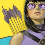 Hawkeye #14 Review