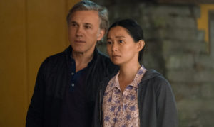 """Photo of Christoph Waltz and Hong Chau in """"Downsizing"""" - 2017"""