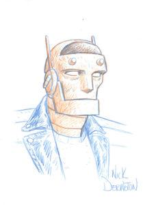 Sketch by Nick Derington