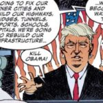 Comic Books and the Trump Presidency: Year One