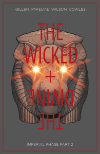 Cover of The Wicked + The Divine Volume 6