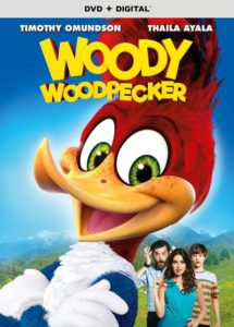 Woody Woodpecker DVD Review ⋆