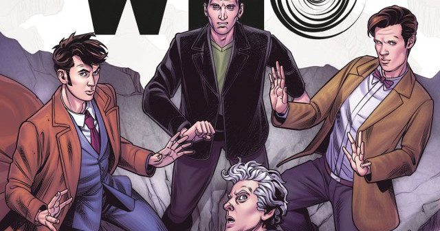 Doctor Who: The Lost Dimension (Book One) Review