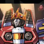 Optimus Prime Annual 2018 Review