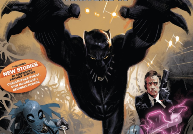 Black Panther Annual #1 Review
