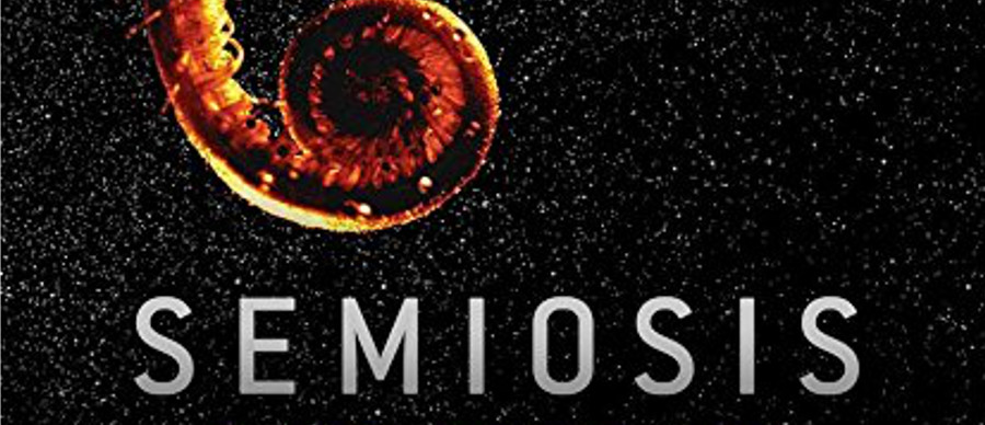 Semiosis cover closeup