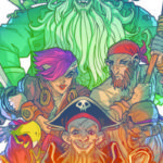 Sea of Thieves #1 Review