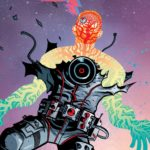 Cave Carson Has An Interstellar Eye #1 Review