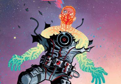 Cave Carson Has An Interstellar Eye #1 Review