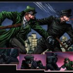 Green Hornet #1 Review