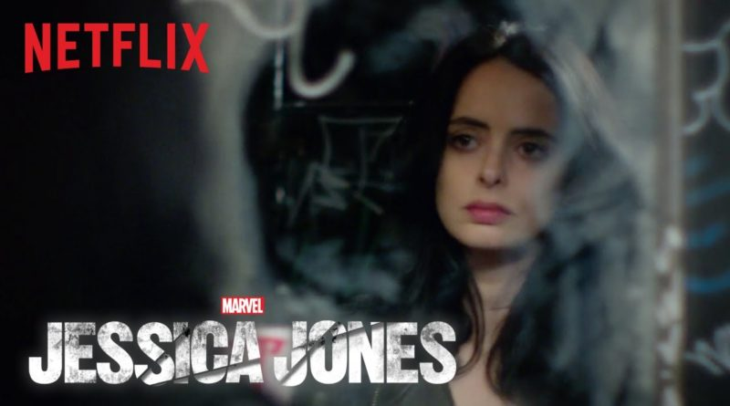 Jessica Jones Season 2 Promo Art