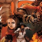 Antar: The Black Knight #1 Review
