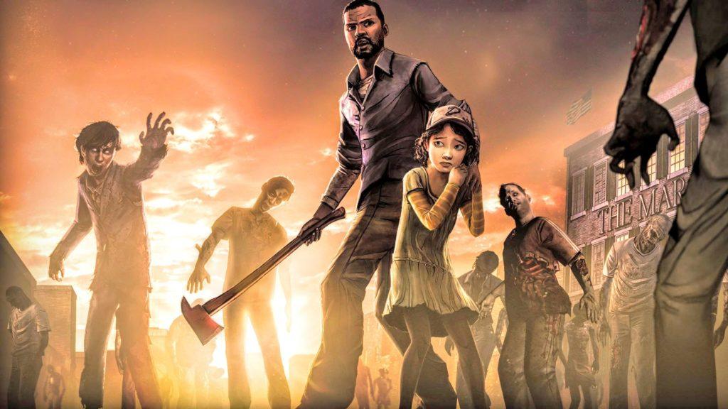 Walking Dead S1