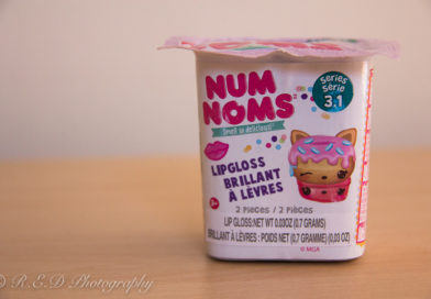 Geeky Diaries: Num Noms Series 3 Unboxing