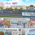 The Mall #0 Review
