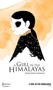 A Girl in the Himalayas 1