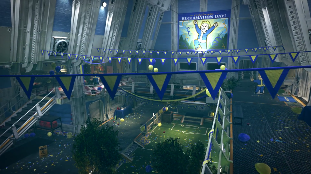 Fallout 76 - Reclamation Day