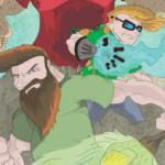 Adventures of Auroraman #3 Review