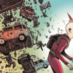 2021 Lost Children #1 Review