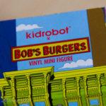 Geeky Diaries: Bob's Burgers Vinyl Figure Unboxing