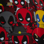 Geeky Diaries: Deadpool Collectors Keyring Unboxing