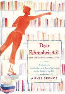 Dear Fahrenheit 451 - 1
