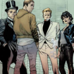The Magic Order #1 Review