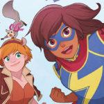 Marvel Rising: Alpha #1 Review