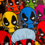 Geeky Diaries: Deadpool Series 2 Keyring Unboxing