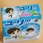 Geeky Diaries: Yuri on Ice Water in Collection Unboxing
