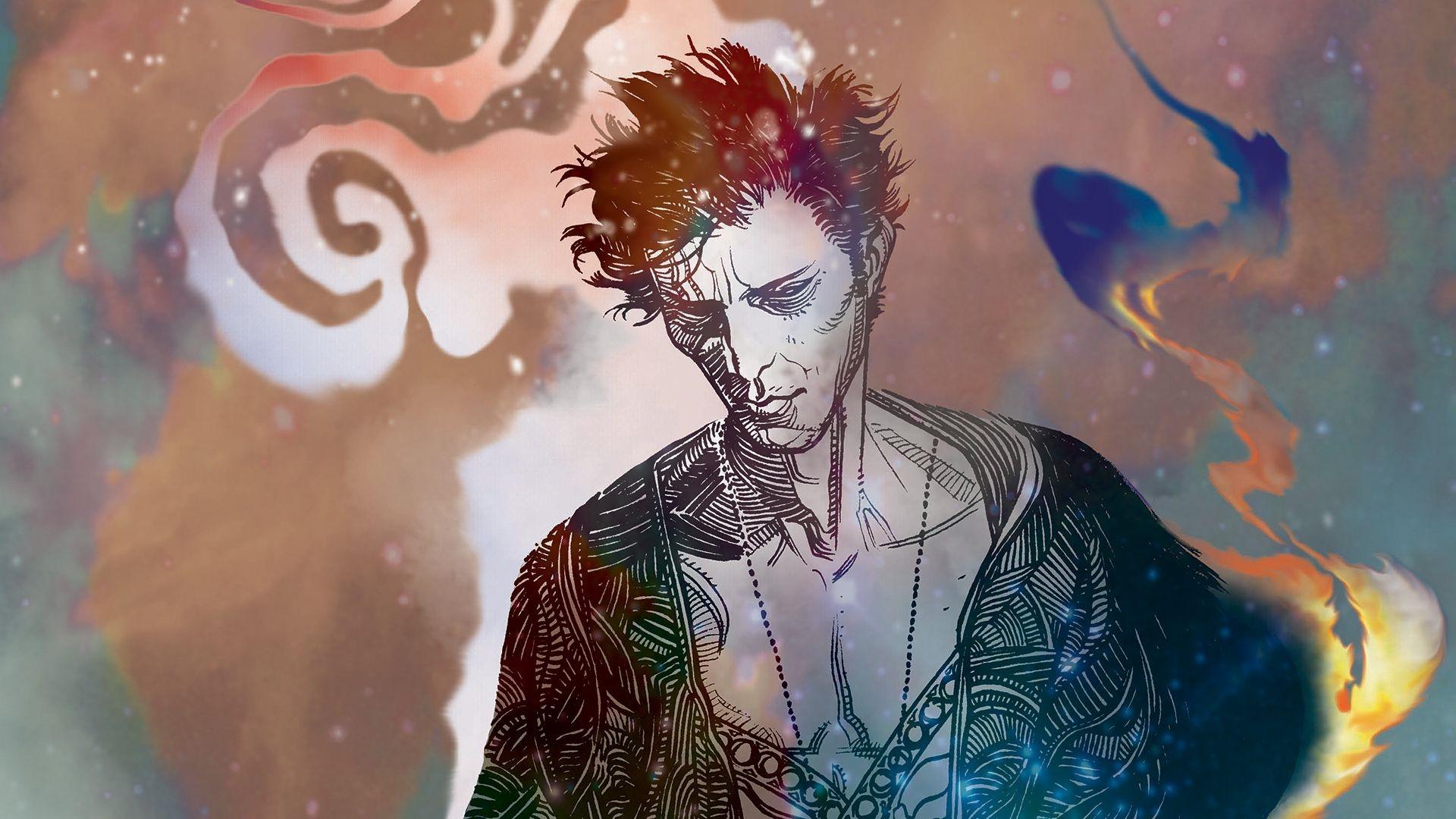 Absolute Sandman Overture Morpheus Dream